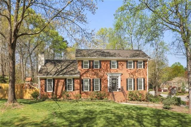 4567 Stilson Circle, Peachtree Corners, GA 30092 (MLS #6865046) :: North Atlanta Home Team