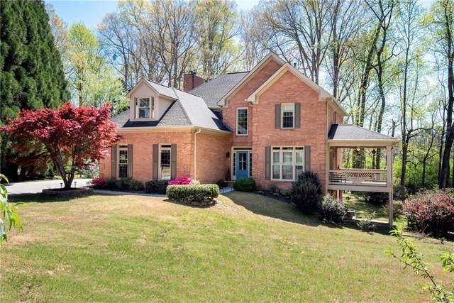 1691 Crowes Lake Court, Lawrenceville, GA 30043 (MLS #6865061) :: North Atlanta Home Team