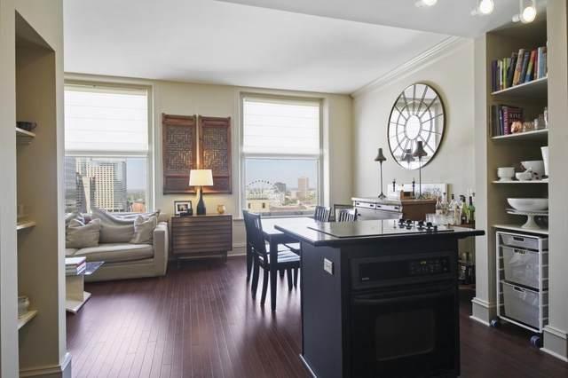 57 Forsyth Street NW 11F, Atlanta, GA 30303 (MLS #6865091) :: Path & Post Real Estate