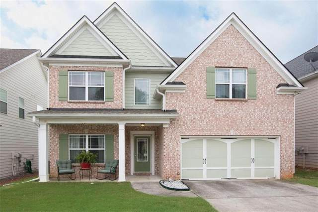 729 Lynnfield Drive, Lawrenceville, GA 30045 (MLS #6865135) :: North Atlanta Home Team