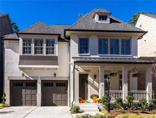 6410 Lucent Lane, Atlanta, GA 30328 (MLS #6865138) :: North Atlanta Home Team
