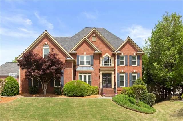 5385 Golden Leaf Trail, Peachtree Corners, GA 30092 (MLS #6865160) :: North Atlanta Home Team