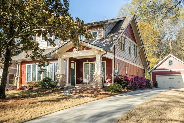 362 Reed Street, Scottdale, GA 30079 (MLS #6865175) :: Compass Georgia LLC