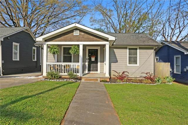 481 Pasley Avenue SE, Atlanta, GA 30316 (MLS #6865210) :: North Atlanta Home Team