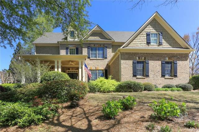 12295 Pearson Court, Alpharetta, GA 30004 (MLS #6865214) :: North Atlanta Home Team