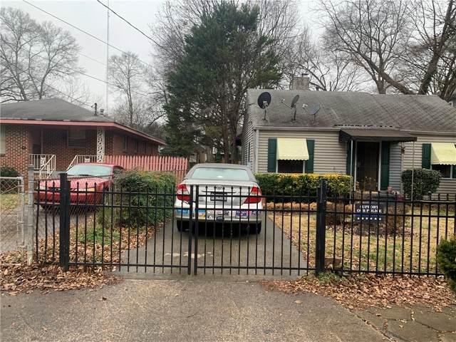 210 Locust Street NE, Atlanta, GA 30317 (MLS #6865232) :: North Atlanta Home Team