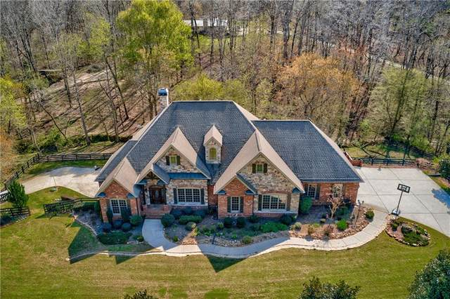 444 Goodson Road, Dawsonville, GA 30534 (MLS #6865241) :: North Atlanta Home Team