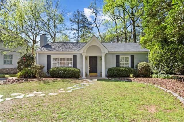 56 Lakeland Drive NW, Atlanta, GA 30305 (MLS #6865248) :: North Atlanta Home Team