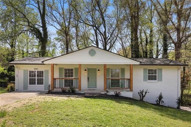 2421 Forrest Drive NW, Kennesaw, GA 30152 (MLS #6865258) :: North Atlanta Home Team