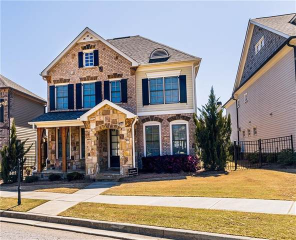 6415 Bellmoore Park Lane, Johns Creek, GA 30097 (MLS #6865287) :: RE/MAX One Stop