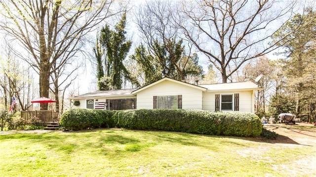 443 Old Henry Grady Road, Dawsonville, GA 30534 (MLS #6865289) :: The Hinsons - Mike Hinson & Harriet Hinson