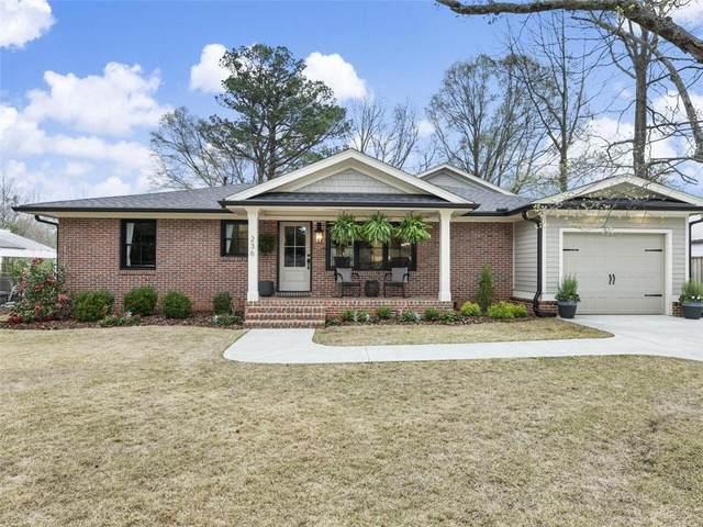 236 Ridge Avenue NW, Marietta, GA 30064 (MLS #6865292) :: North Atlanta Home Team