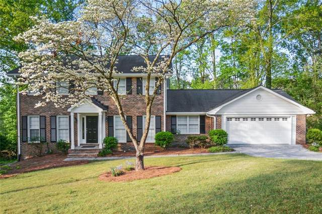 5401 Seaton Way, Dunwoody, GA 30338 (MLS #6865296) :: RE/MAX Paramount Properties