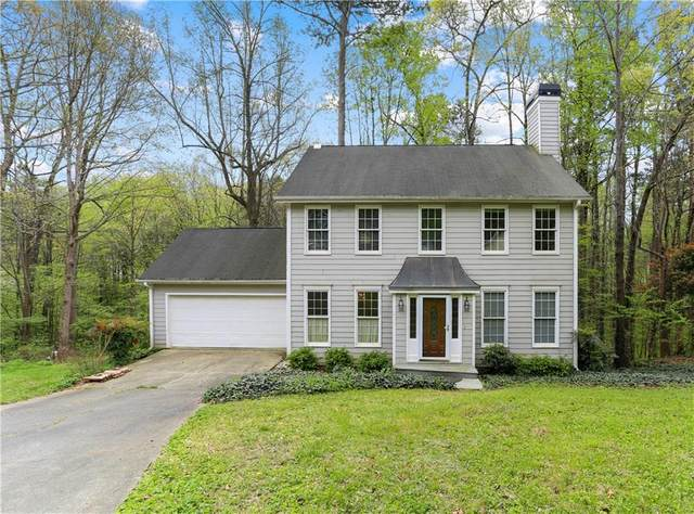 880 Westfield Row NW, Acworth, GA 30102 (MLS #6865301) :: Path & Post Real Estate