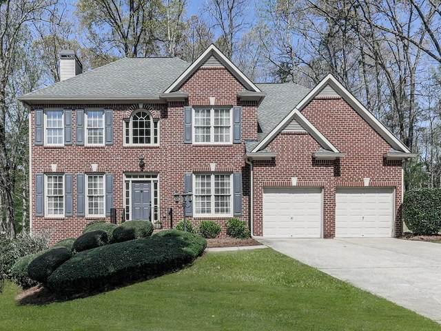 6117 Windflower Drive, Powder Springs, GA 30127 (MLS #6865304) :: North Atlanta Home Team