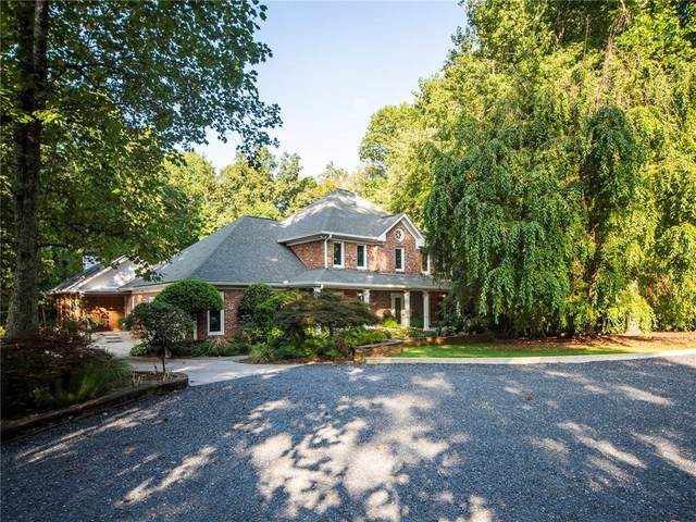 2901 Pete Shaw Road, Marietta, GA 30066 (MLS #6865319) :: Keller Williams Realty Cityside