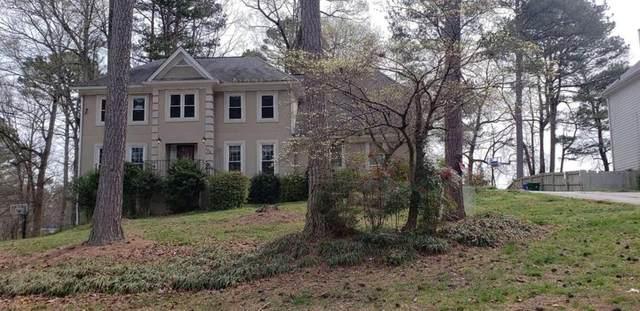 424 Orchard Park, Stone Mountain, GA 30087 (MLS #6865363) :: North Atlanta Home Team