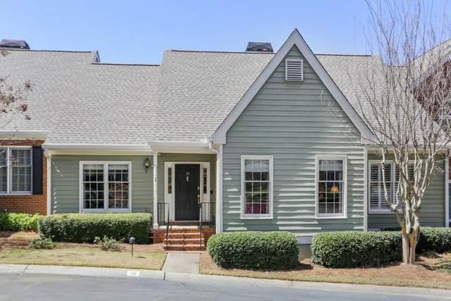 10 Vernon Glen Court, Sandy Springs, GA 30338 (MLS #6865371) :: Oliver & Associates Realty
