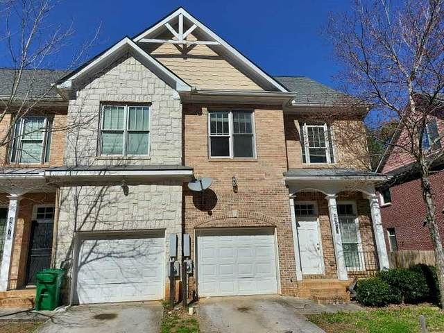 4878 Pinnacle Drive, Stone Mountain, GA 30088 (MLS #6865389) :: North Atlanta Home Team
