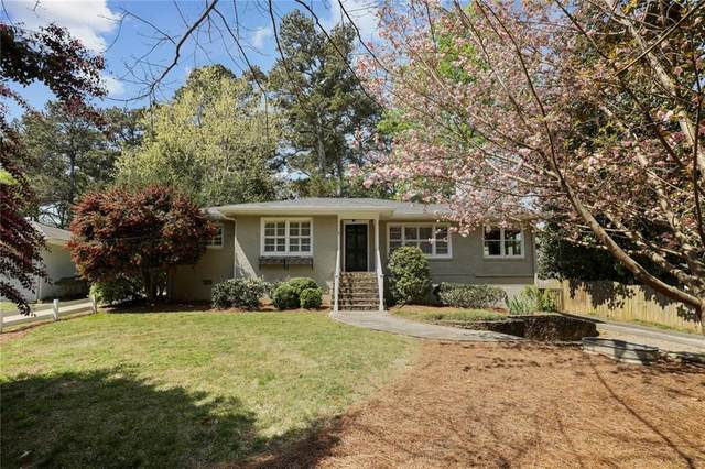 2180 Howell Mill Road NW, Atlanta, GA 30318 (MLS #6865409) :: Rock River Realty