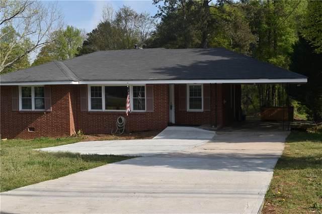 1813 Lawrenceville Highway, Lawrenceville, GA 30044 (MLS #6865431) :: North Atlanta Home Team