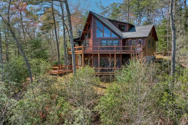 728 Choctaw Ridge Road, Blue Ridge, GA 30513 (MLS #6865442) :: North Atlanta Home Team