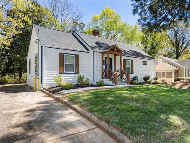 1566 Belmont Avenue SW, Atlanta, GA 30310 (MLS #6865450) :: RE/MAX Prestige