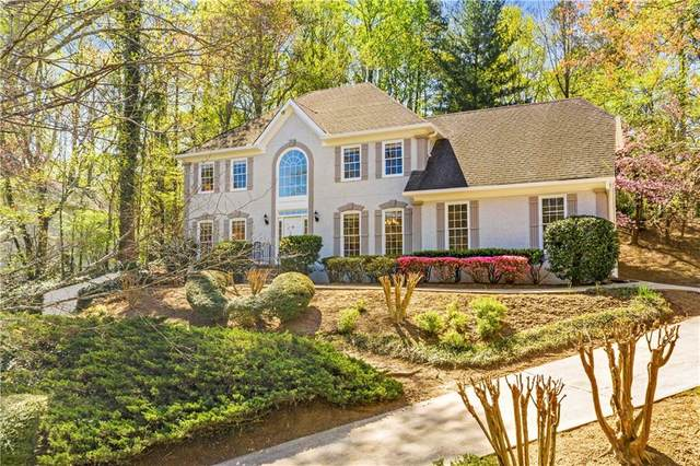 4433 Windsor Oaks Circle, Marietta, GA 30066 (MLS #6865461) :: Path & Post Real Estate