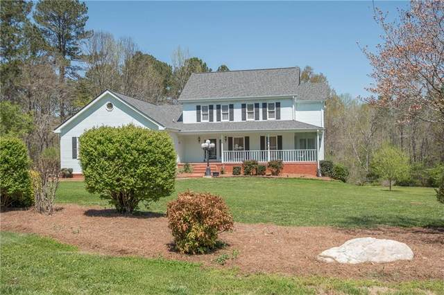 105 Jessica Court, Fayetteville, GA 30215 (MLS #6865475) :: North Atlanta Home Team