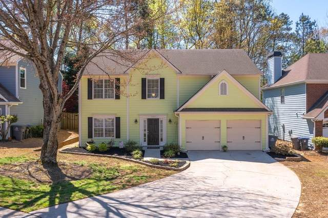 1155 Hidden Pond Lane, Roswell, GA 30075 (MLS #6865477) :: North Atlanta Home Team