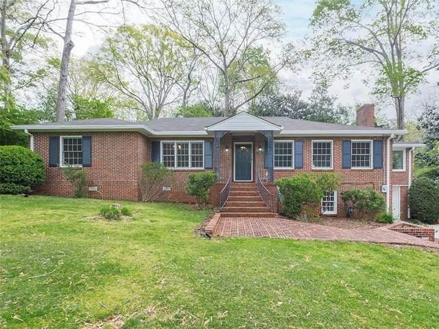 242 E Parkwood Road, Decatur, GA 30030 (MLS #6865480) :: North Atlanta Home Team