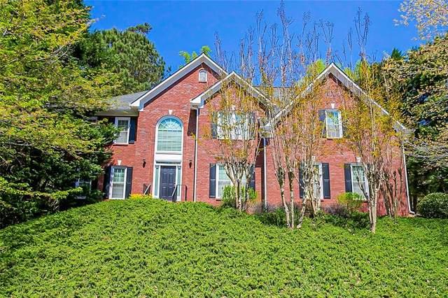 6302 Braidwood Overlook NW, Acworth, GA 30101 (MLS #6865493) :: Rock River Realty