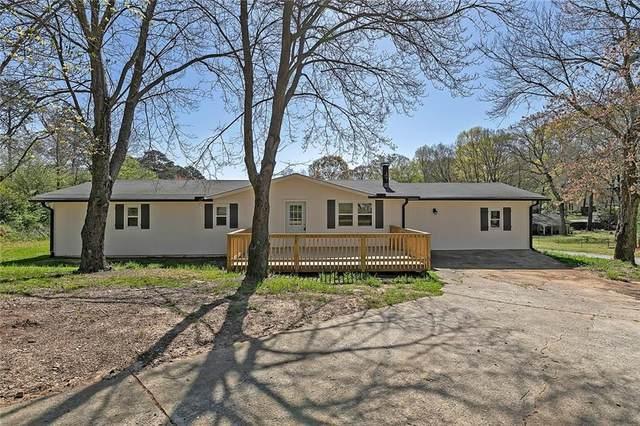 809 Santa Fe Trail, Woodstock, GA 30189 (MLS #6865502) :: The Justin Landis Group