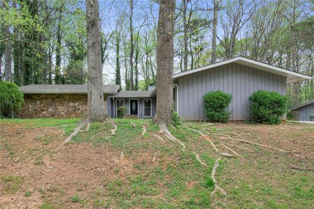 1328 Hidden Hills Parkway, Stone Mountain, GA 30088 (MLS #6865514) :: North Atlanta Home Team