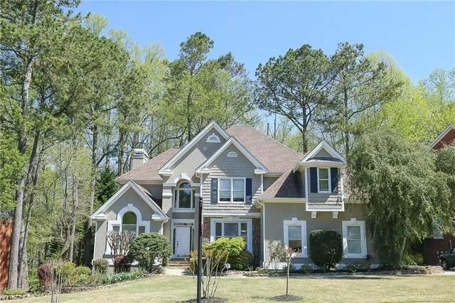 1140 Park Glenn Drive, Alpharetta, GA 30005 (MLS #6865516) :: North Atlanta Home Team