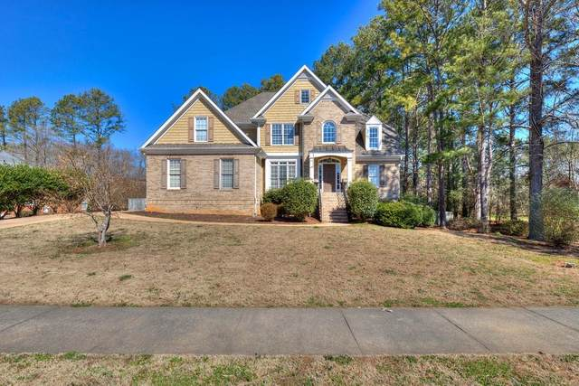 82 Glen Cove Drive, Cartersville, GA 30120 (MLS #6865523) :: North Atlanta Home Team