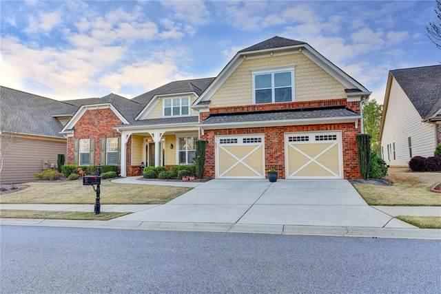 3744 Golden Leaf Point SW, Gainesville, GA 30504 (MLS #6865542) :: North Atlanta Home Team