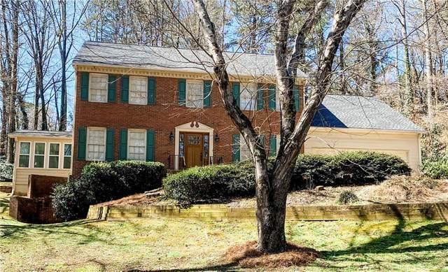 2374 Forestmont Court, Marietta, GA 30062 (MLS #6865553) :: North Atlanta Home Team