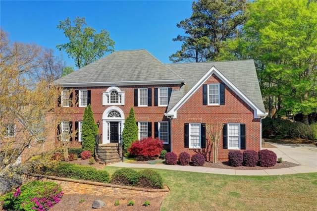 105 Park Brooke Court, Alpharetta, GA 30022 (MLS #6865578) :: North Atlanta Home Team