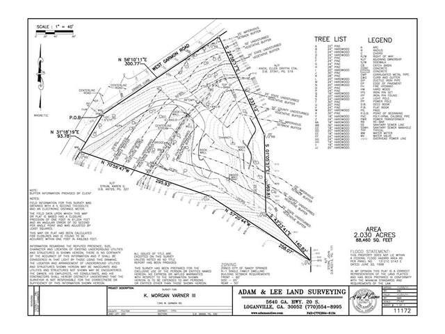1340 W Garmon Road, Sandy Springs, GA 30327 (MLS #6865594) :: Keller Williams Realty Cityside