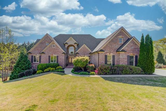 4550 Deer Creek Court, Flowery Branch, GA 30542 (MLS #6865601) :: North Atlanta Home Team