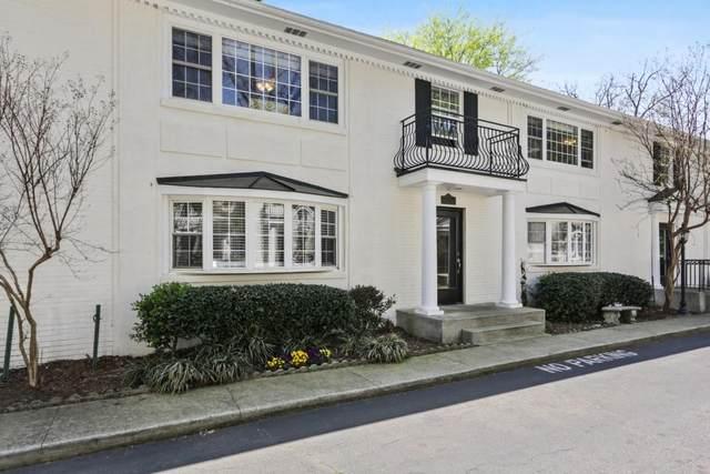 841 Frederica Street #8, Atlanta, GA 30306 (MLS #6865617) :: North Atlanta Home Team