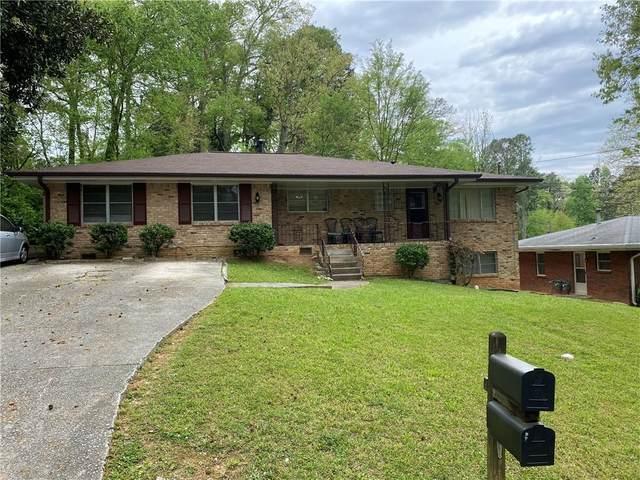2147 Arlington Avenue NE, Atlanta, GA 30324 (MLS #6865644) :: The Hinsons - Mike Hinson & Harriet Hinson