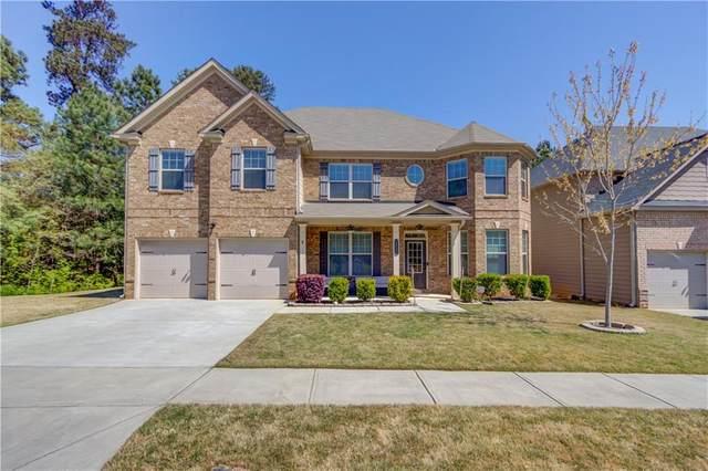 1050 Jacobs Farm Drive, Lawrenceville, GA 30045 (MLS #6865673) :: North Atlanta Home Team