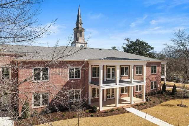 1200 Ponce De Leon Avenue NE A17, Atlanta, GA 30306 (MLS #6865687) :: North Atlanta Home Team