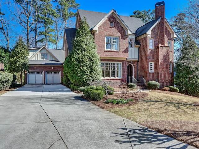 509 S Westminster Way NE, Atlanta, GA 30307 (MLS #6865705) :: North Atlanta Home Team
