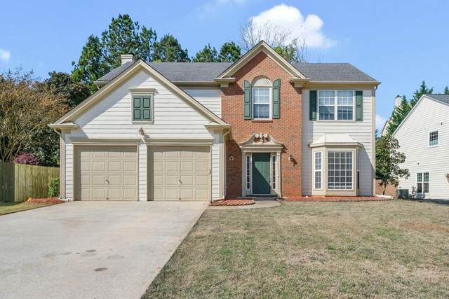 2340 Black Rock Drive, Duluth, GA 30097 (MLS #6865713) :: North Atlanta Home Team