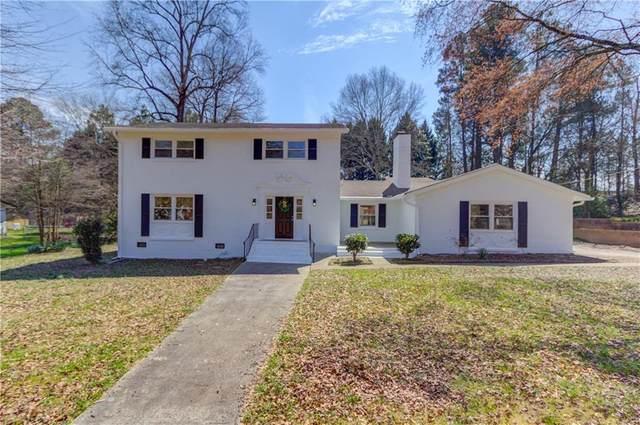 1304 Mohawk Drive NW, Lawrenceville, GA 30043 (MLS #6865717) :: North Atlanta Home Team