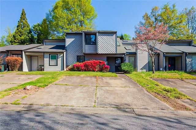 257 Heathersett Drive SW, Marietta, GA 30064 (MLS #6865734) :: Kennesaw Life Real Estate