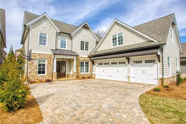 4604 Oakside Point, Marietta, GA 30067 (MLS #6865738) :: North Atlanta Home Team